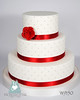 W9150-red-white-quilted-wedding-cake-toronto-oakville