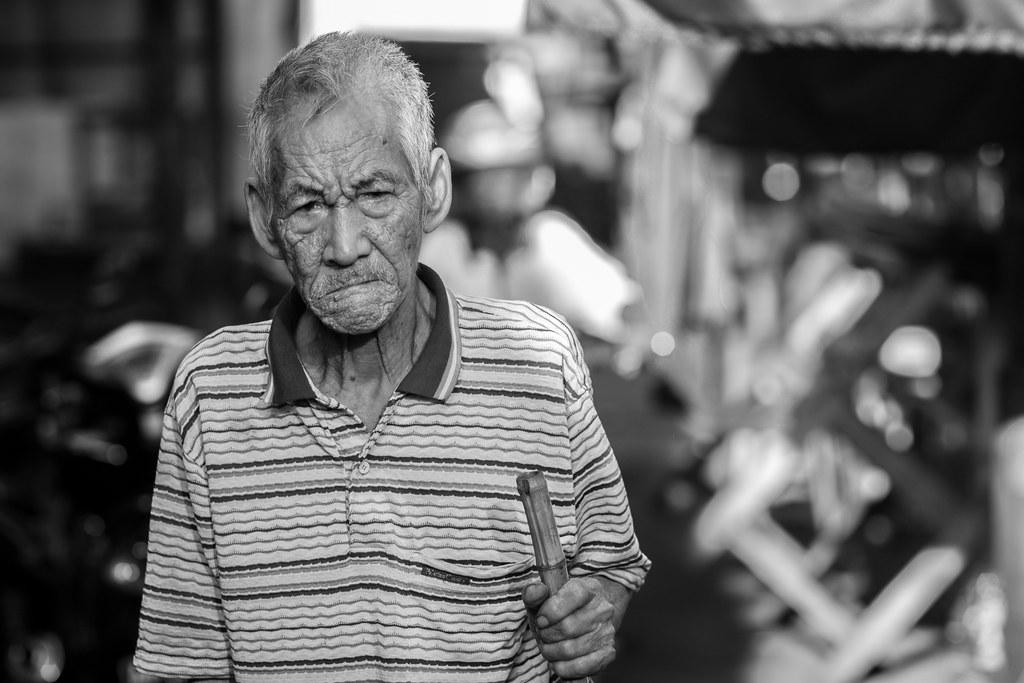 Scary Oldman