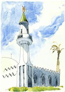 Mezquita de Marbella.