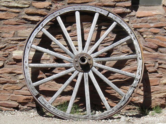 Wagon Wheel 1