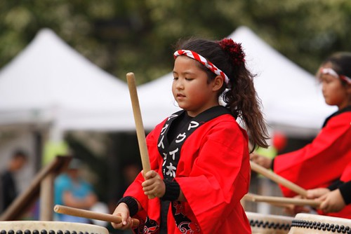 Photo courtesy of Maui Matsuri Website