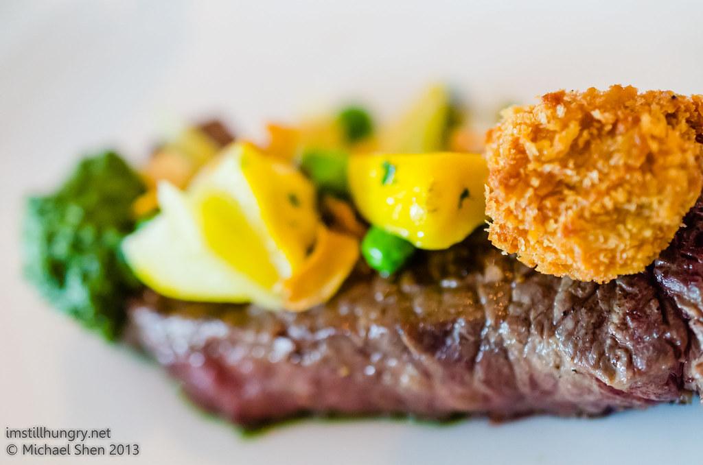 Aria Sirloin Steak