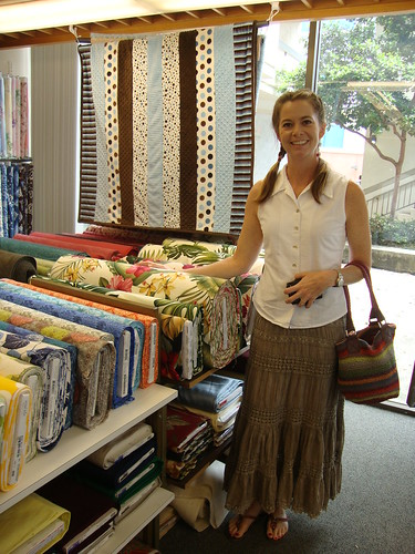 Shannon at Kaimuki Dry Goods