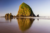 Haystack Rock by Jason Drury