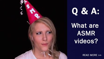 ASMR q and a