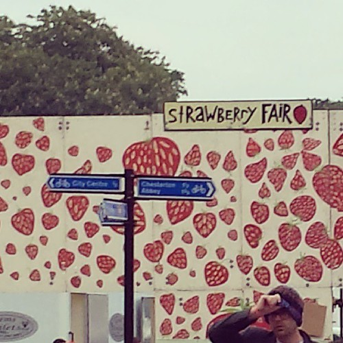 #strawberryfair #cambridge