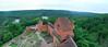 66 Sigulda - Burg TURAIDA - Turmaussicht