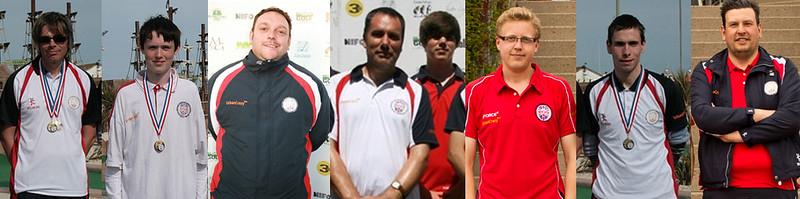 2013 Great Britain WAGM Teams