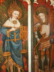 Thrones and Archangels (15th Century)