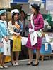 Photo:Tourism ambassadors from Yamaguchi, Japan in Kobe Matsuri 2013 By Ogiyoshisan