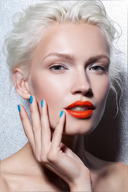 04 model Anastasiia Timoshenko, photo Juliya Chernyshova,MUA Evgeniya Yanysheva, Manicurist Ann Sokolova