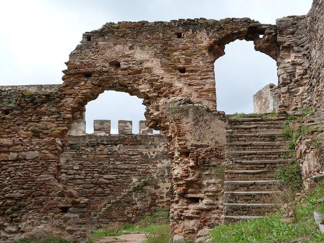 Castelo de Mourao (Alentejo, Portugal)