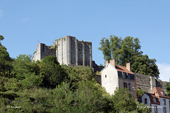 23 Aubusson - Château ruines (2012)