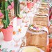 Katie and Brian's Bright and Creative Palm Springs Wedding at Colony 29