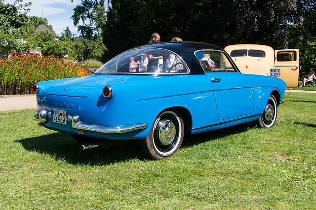 Giannini Fiat 1100 Sport TV - 1956