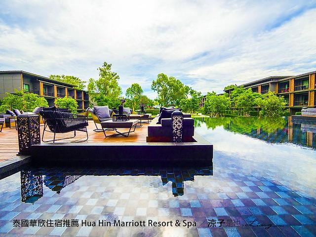 泰國華欣住宿推薦 Hua Hin Marriott Resort & Spa 1