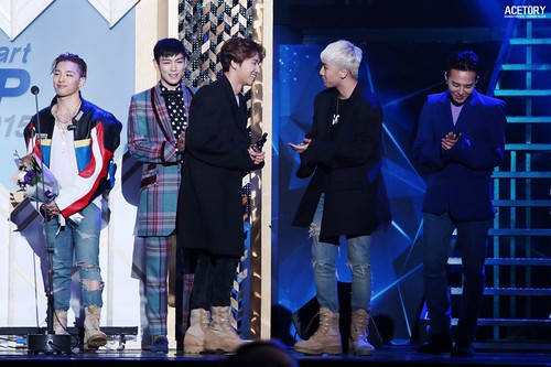 Big Bang - The 5th Gaon Char K-Pop Awards - 17feb2016 - Acetory - 29