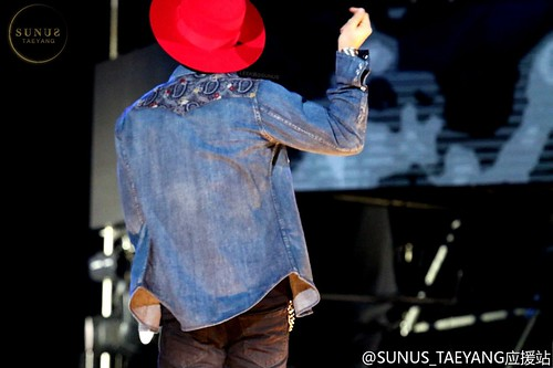 Tae Yang - V.I.P GATHERING in Harbin - 21mar2015 - SUNANDUS - 22