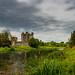 Trim Castle on the River Boyne. by Tony Brierton