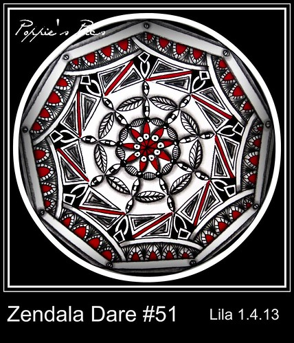 Zendala Dare # 51a by Poppie_60