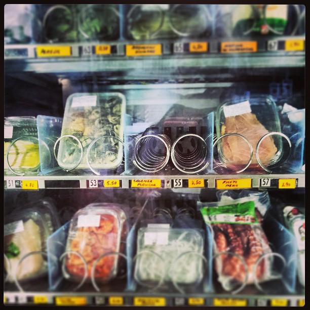 fish vending machine