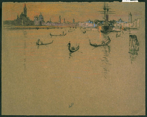 017- Laguna de Venecia-1909- Joseph Pennell-Library of Congress