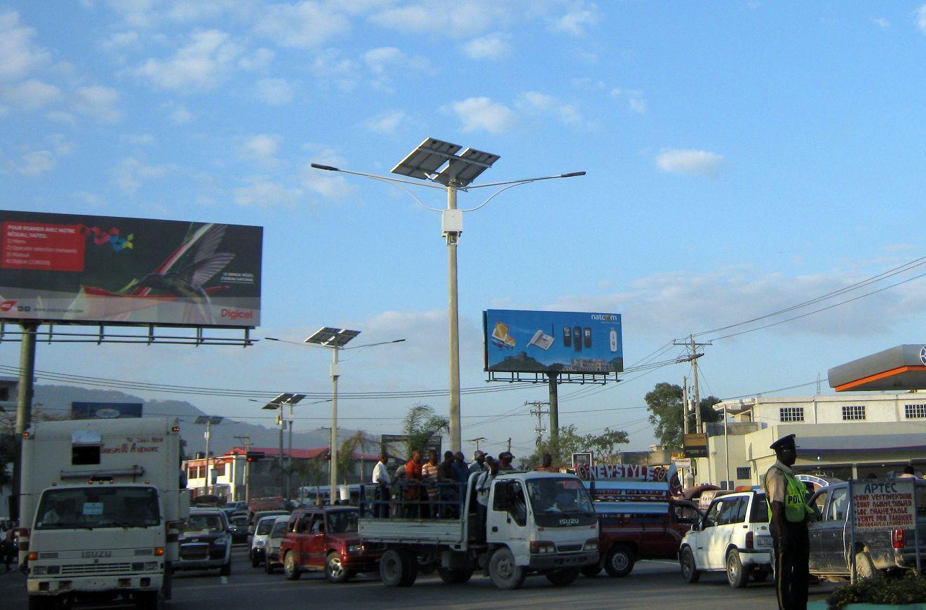 Resultado de imagen de energía solar haití