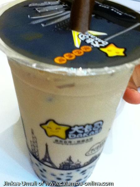 Dakasi Milk Tea in Calamba, Laguna by Jinkee Umali of www.calamba-online.com