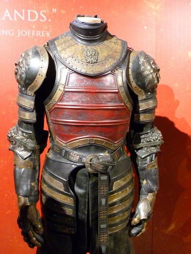 Lord Tywin's armor