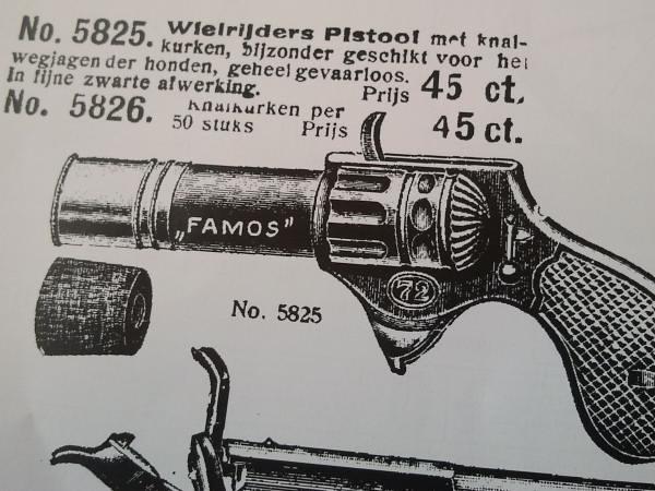 Cyclist's Pistol