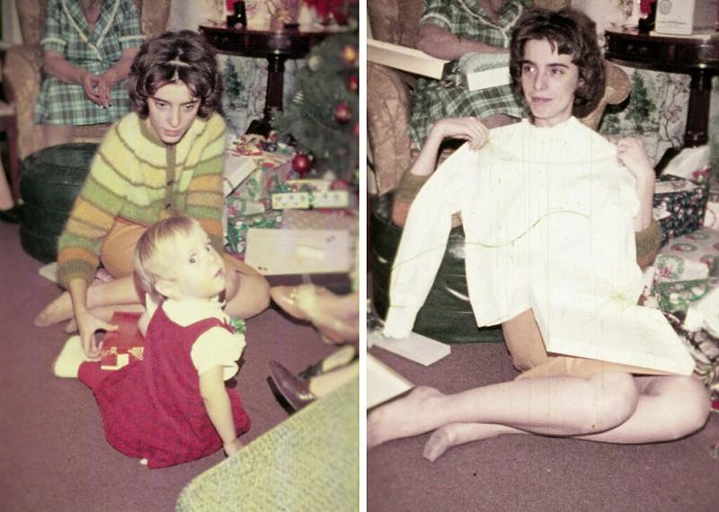 mom christmas 1 and 2