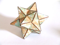 Lesser stellated dodecahedron