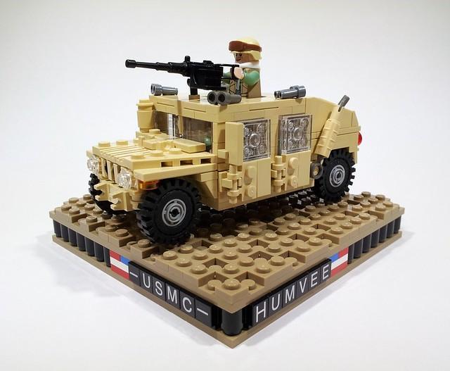 USMC Humvee