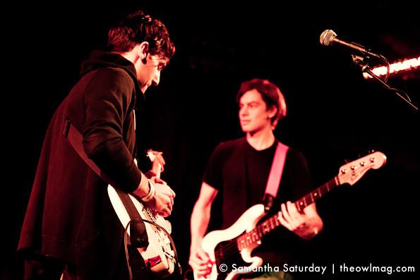 James Supercave @ Troubadour, Hollywood 04-04-201