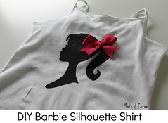 DIY Barbie Shirt