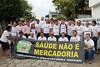 Ato em defesa do Hospital Florianópolis - 09/04/2013