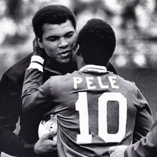 #MuhammedAli #Pelé #Legends by michael.greenhill.12