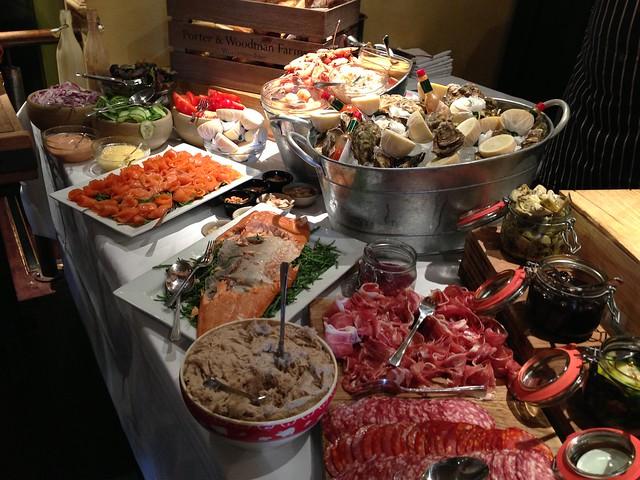 Hotel du vin sunday brunch newcastle newcastle eats for Table 52 sunday brunch