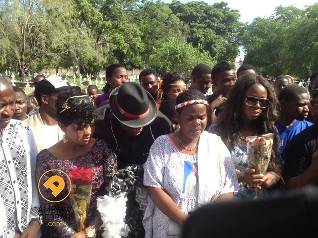 8641898572 5d4d4c0f3a z Exclusive Photos: Ama K Abebrese and Nana Ama McBrown attend service of Tanzanian superstar actor Steven Kanumba