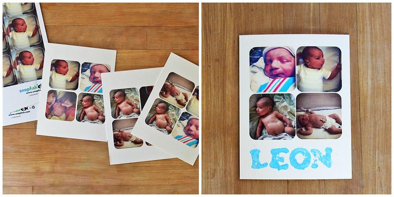 5d798ff42c763 DIY  Sticker Birth Announcements - Babble Dabble Do