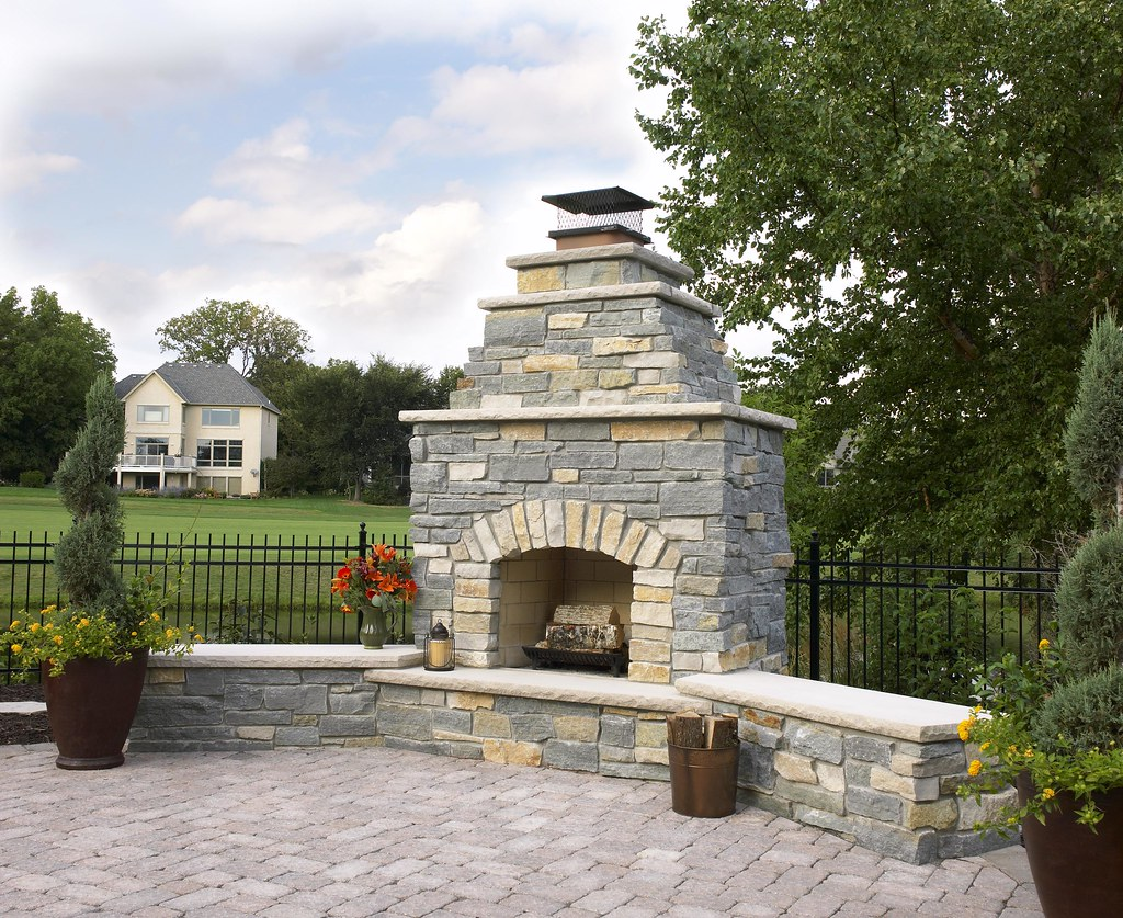 outdoor fireplaces jlm landcape the outdoor room company