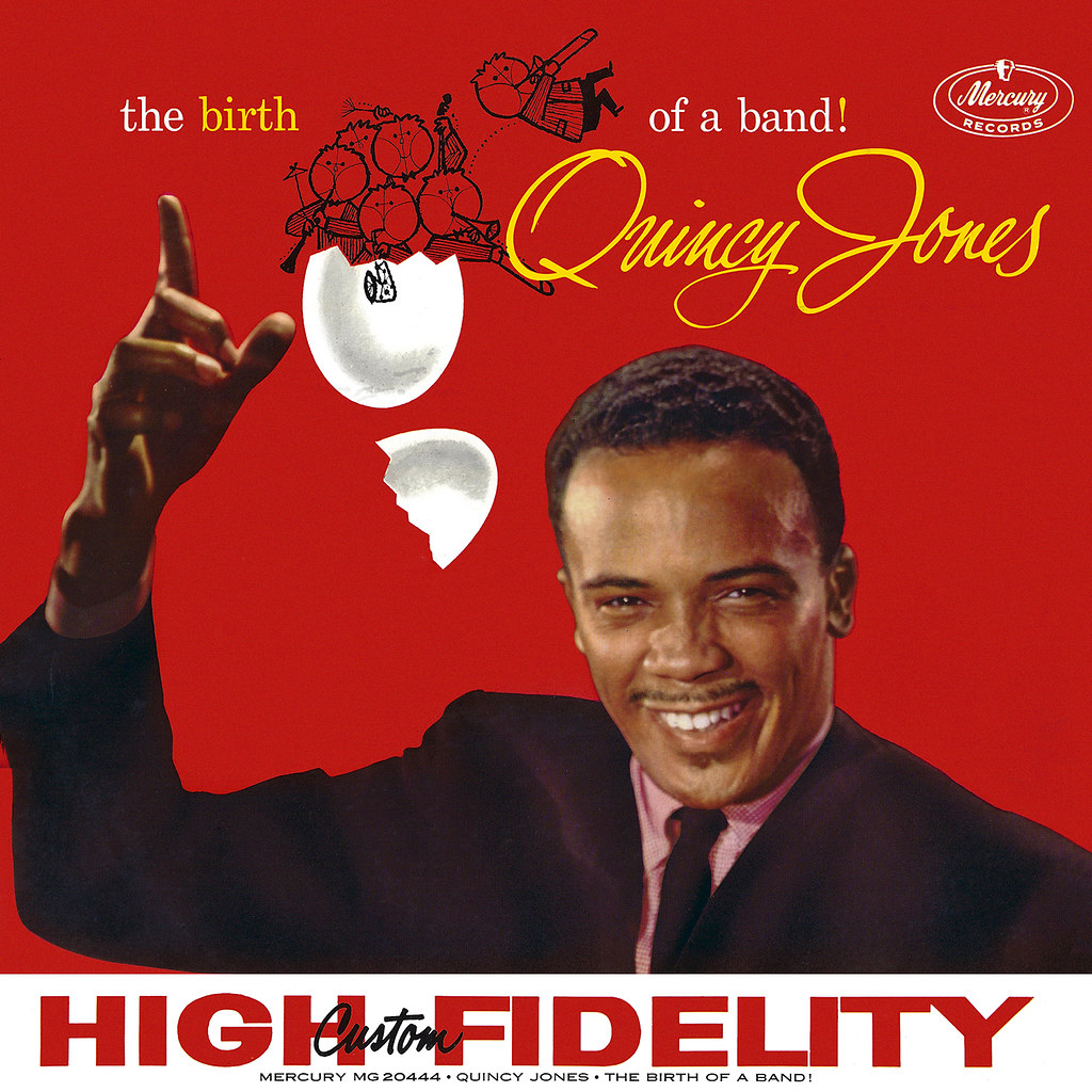 Quincy Jones - 'The Birth of a Band!' - Mercury Records - 1959