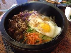 katsudon(0.0), bibimbap(0.0), noodle(1.0), meal(1.0), noodle soup(1.0), food(1.0), dish(1.0), soup(1.0), cuisine(1.0), nabemono(1.0),