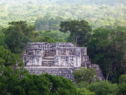 Ruinas de Calakmul (México)