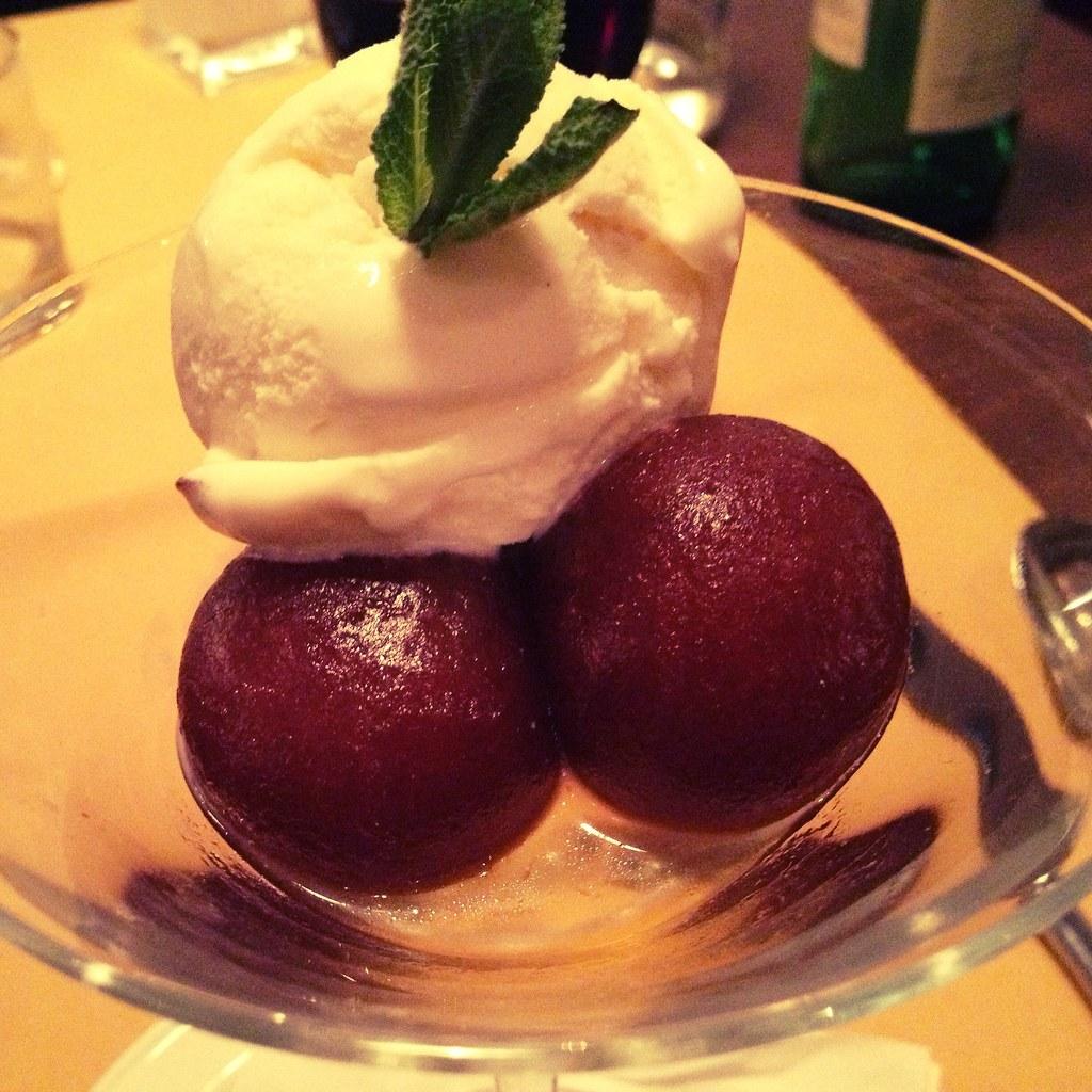 Zaike NW3 Gulab Jamun Dessert