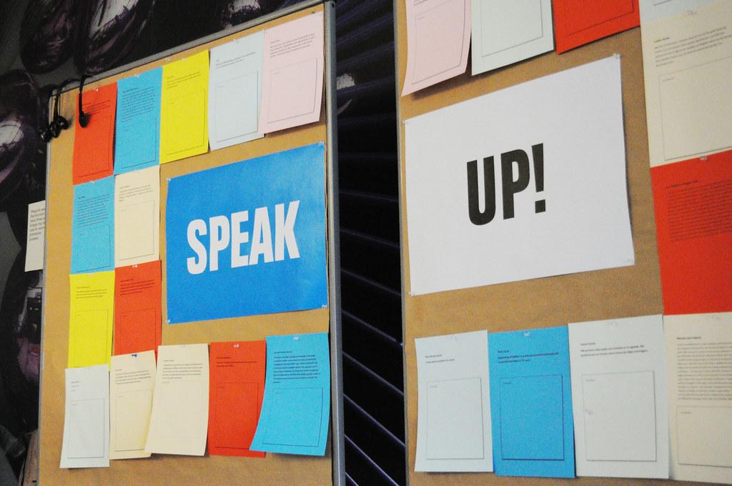 Speak Up global