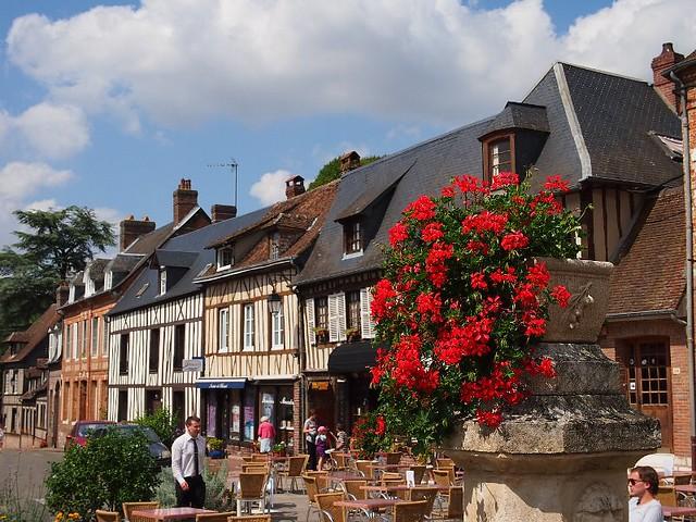 Roteiro de carro pela França
