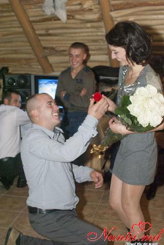 """Concurs """"Cea mai originala cerere în căsătorie!!!"""" > Ana si Octavian"""