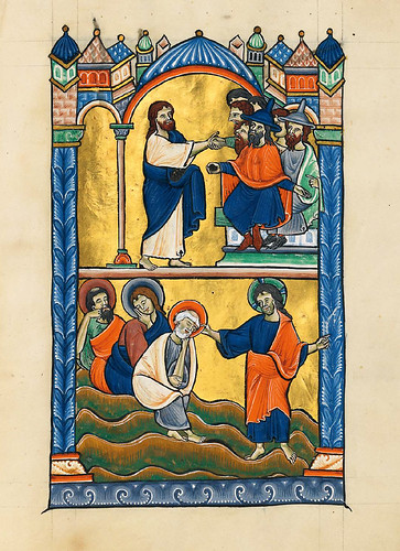 006-Salterio dorado de Múnich-1200-1225 d.C- Biblioteca Estatal de Baviera (BSB)