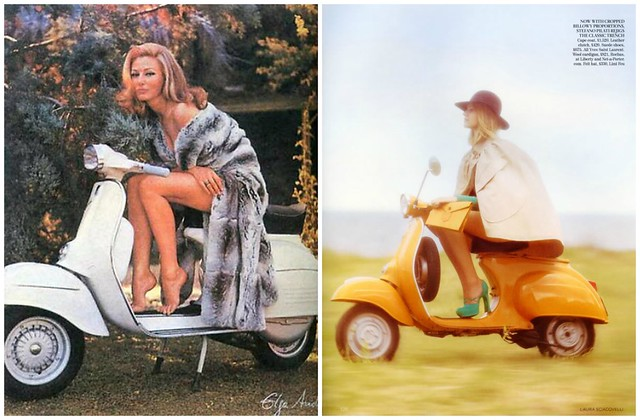 Vespa collage2